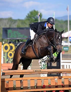 Aaron Vale and Dress Balou Win Diamond Mills $500,000 Hunter Prix Finals