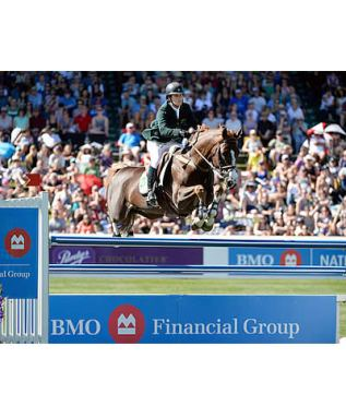 Brazil Takes $300,000 BMO Nations' Cup at Spruce Meadows 'Masters' Tournament