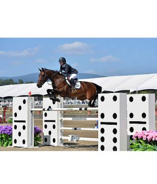 Hayley Waters Wins Vetera XP Vaccines $250,000 Junior/Amateur-Owner Jumper Prix