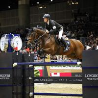 Scott Brash and Hello Annie