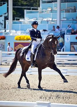 Allison Brock to Perform Musical Freestyle at Washington International Horse Show