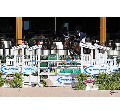 Strong Turnout for First FEI CSI3* Week of Tryon Fall Series