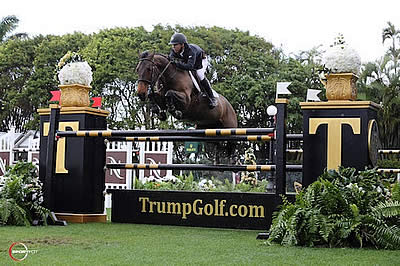 Show Jumping Returns to The Mar-a-Lago Club for Fourth Annual Trump Invitational