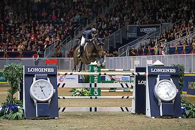 McLain Ward Wins $75,000 Big Ben Challenge to Close 2015 Royal Horse Show
