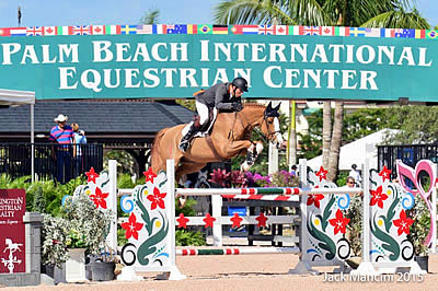 Genn and Bugatti Earn Another Victory in $25k Pony Up Horse Treats Holiday II Grand Prix