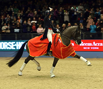 Olympia, the London International Horse Show Extends Broadcast Deal with BBC