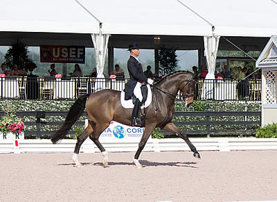 Steffen Peters Takes Two Top Titles at U.S. Dressage Festival of Champions