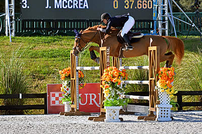 Lisa Goldman Tops Leaderboard in $25,000 SmartPak Grand Prix at HITS Ocala