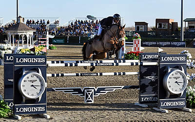 Nayel Nassar and Lordan Win Last West Coast Qualifier at HITS Thermal