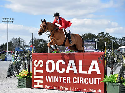 United States Claims the Throne in the Furusiyya FEI Nations Cup CSI04* at HITS Ocala