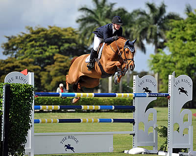 McLain Ward Takes Top Three Spots in Turf Tour Week 5's $15,000 Grand Prix
