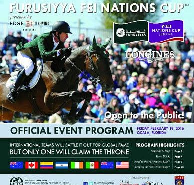 The Countdown Is On: FEI Nations Cup at HITS Ocala | Friday, February 19