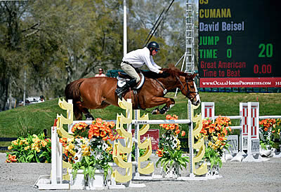 Grand Prix Riders Battle for the Blue in Week IX at HITS Ocala