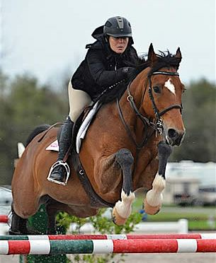 Brennan Continues Winning Streak with Japan in Hester Equestrian Lucky 7s Jumper Classic