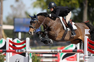 Victoria Colvin and Austria 2 Win $25,000 Nutrena Jumper Classic to Start WEF 8