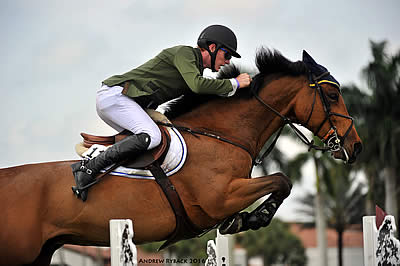 Daniel Coyle and Ridley Prove Exceptional in the $15,000 Turf Tour Grand Prix