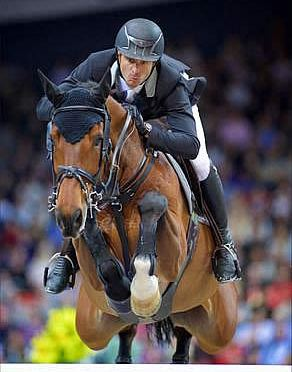 Guerdat Claims Second FEI World Cup Jumping Final Victory