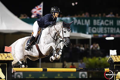 Lauren Hough and Cornet 39 Victorious in $130,000 Engel & Völkers Grand Prix CSI 4*