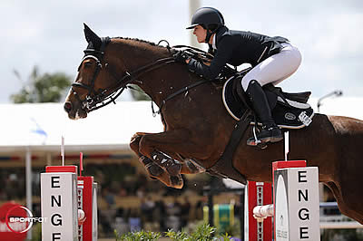 Reed Kessler and Cylana Victorious in $130,000 Ruby et Violette WEF Challenge Cup Round 9