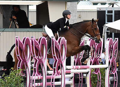 WIHS Equitation and Children's and Adult Championship Qualifiers Gain Momentum Early in 2016