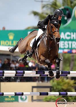 Tiffany Foster and Victor Win $35,000 Ruby et Violette WEF Challenge Cup Round 12