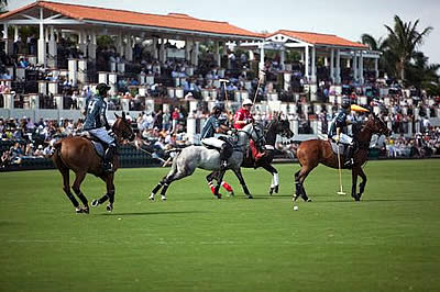 Wellington Equestrian Partners Completes Purchase of International Polo Club
