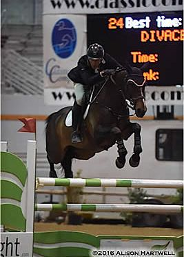 Jennings and Divace Win Horseflight Welcome in Jacksonville