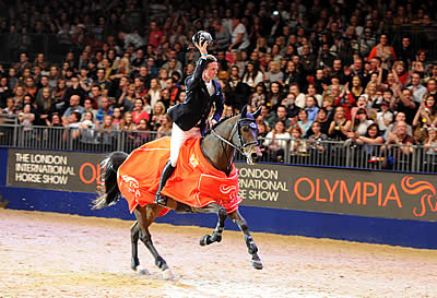 Tickets to Go on Sale for Olympia, The London International Horse Show 2016