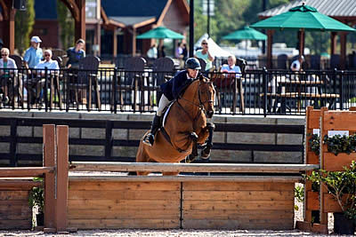 Major Competition Upgrades Announced for 2016 Tryon Summer Series