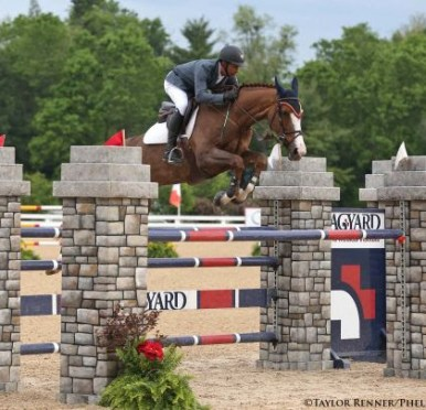 Pablo Barrios Debuts ASD Farfala with $35,000 Hagyard Lexington Classic CSI3* Victory