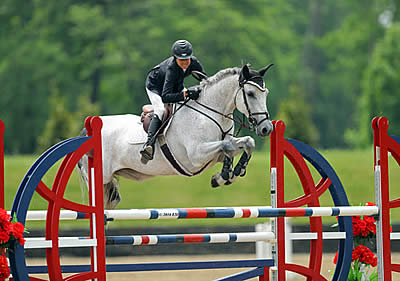 Laura Chapot Stacks the Leaderboard in the $25,000 SmartPak Grand Prix