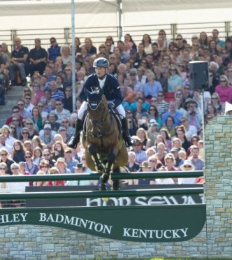 Michael Jung Crowned New Rolex Grand Slam of Eventing Champion after Winning Badminton