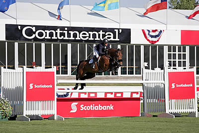 Farrington Wins Two and Deslauriers Successful at Spruce Meadows 'Continental'