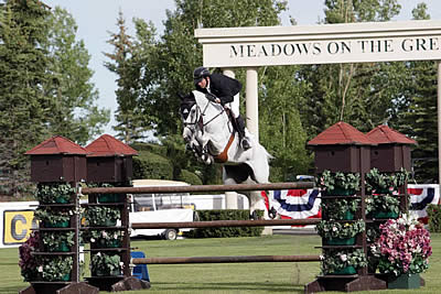 Eric Lamaze Takes Husky Energy Classic on Opening Day of Spruce Meadows 'Continental'