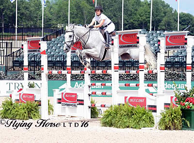 Taylor Land and Nepal Earn First Place Finish in $25,000 Under 25 Grand Prix