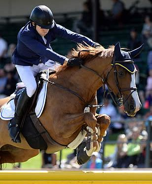 Conor Swail and Martha Louise Are Victorious in RBC Grand Prix at Spruce Meadows