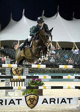 Sweetnam Secures 2nd Victory during Tryon Spring 7 with Cobolt in $130k Ariat Grand Prix CSI 3*
