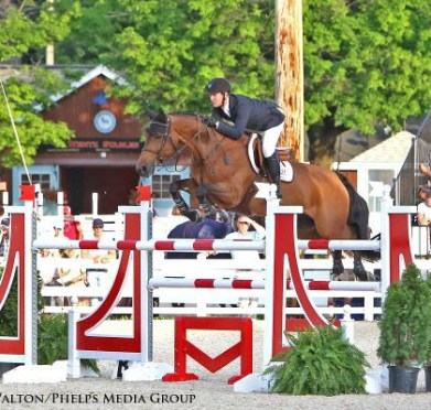 McLain Ward Continues Winning Ways with $50,000 Welcome Stake Victory at Devon Horse Show