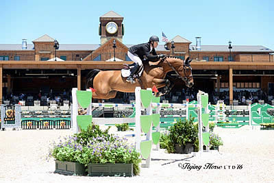 Wordley Pilots Barnetta to Win $35,000 1.45m Horseware Ireland Open at TIEC
