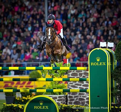 Hermès US Show Jumping Team Ties for Silver Medal at CSIO5* Aachen