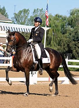 Piaffe Performance Has Designs on USEF Young and Developing Horse Dressage Nat'l Championships