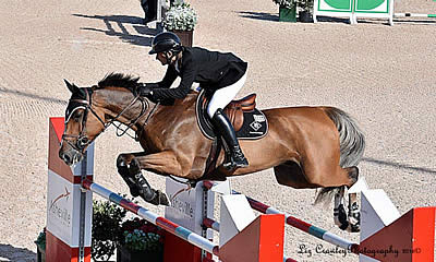 Adam Prudent and Vasco Speed to Victory in $35,000 1.50m Suncast Welcome CSI 4*
