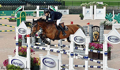 Adam Prudent and Vasco Earn Third $35,000 1.50m Suncast Welcome Victory in a Row at TIEC