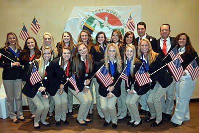 US Team Earns Gold and Silver at International Saddle Seat Equitation World Cup