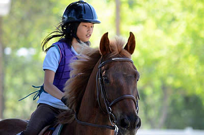 Young Para-Equestrians Excel at 2016 United States Pony Club Qualifying Tetrathlon Rally