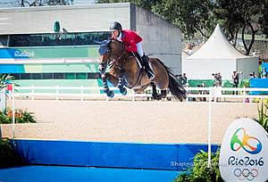 US Show Jumping Team Begins Competition at Rio Olympic Games