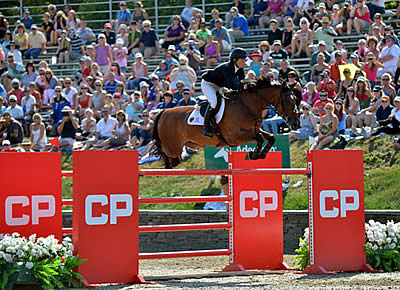 HITS Million Saugerties and American Gold Cup Offer FEI-Level Competition