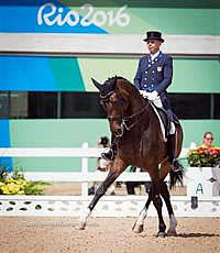 US Dressage Team Moves Up Leaderboard after Second Day of Grand Prix Competition