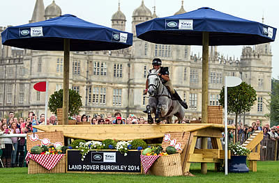 Antipodean Stars Vie for Glory at Burghley