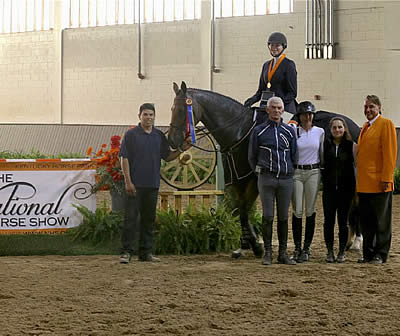 Old Salem Farm Welcomes Top Equitation Riders at ASPCA/NHSAA Maclay Championships
